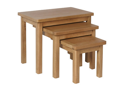 Kendal Nest of 3 Tables
