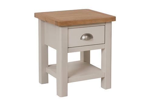 Keswick 1 Drawer Lamp Table