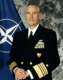Adm. Gregory H. Johnson (Ret.)