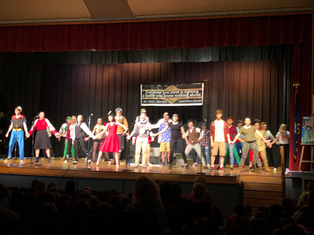 Caribou Show Choirs Shine at States