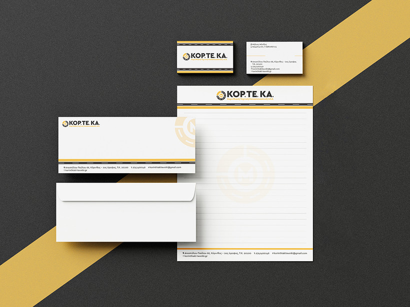 KOPTEKA Corporate Identity