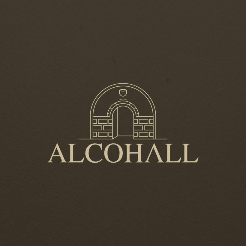 Alcohall logo