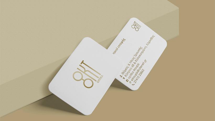 KT business card