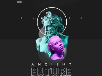 Ancient Future Poster Design - personal project