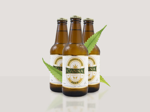 Canna Beer Branding and Packaging