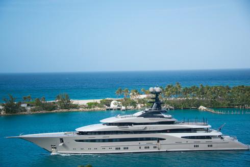 Yacht K.S