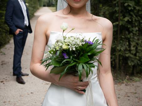 Hochzeitsfotografie Reportage auf dem Schloss Fantasy in Bayreuth