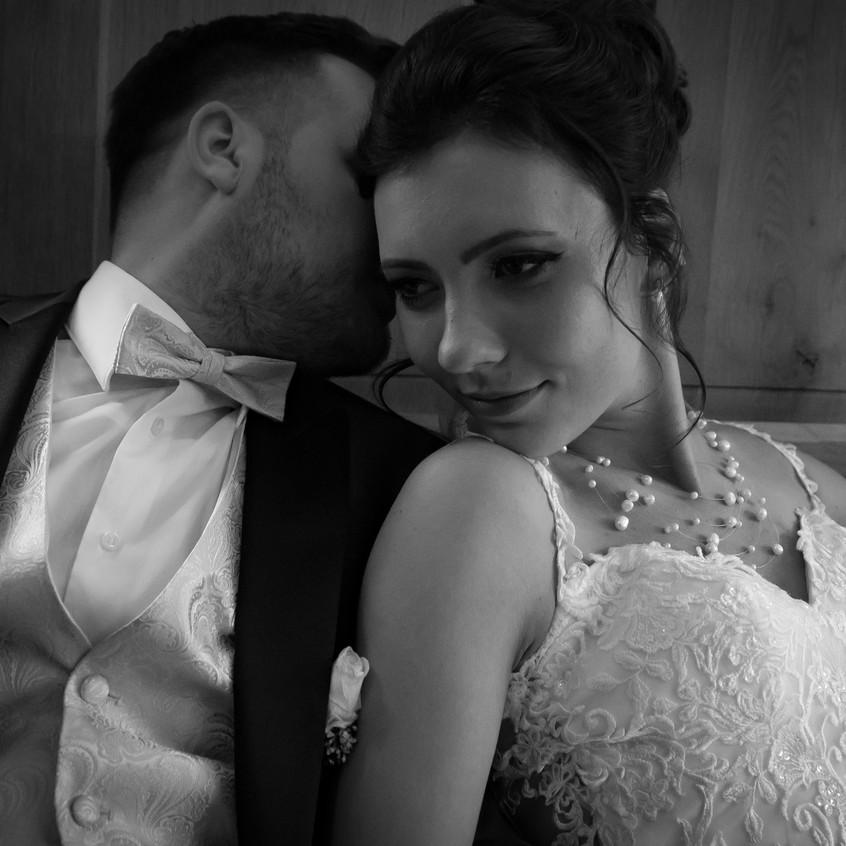 Was kann man zu diesem Bild ergänzend noch sagen. Es gibt keinen Grund, nur weil man verheiratet ist die Magie fallen zu lassen.