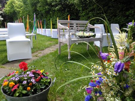 Boho Style Sommer Hochzeit in Schwäbisch Gmünd
