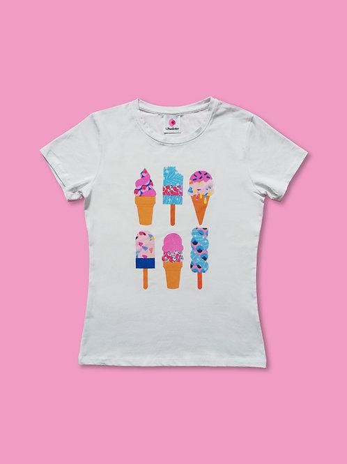 T-shirt Gelatini