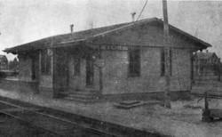 Berlin Railroad Depot Old