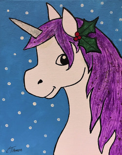 Holly Unicorn