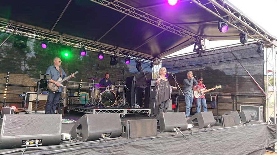 Forth Valley Blues Festival 16 March 2019