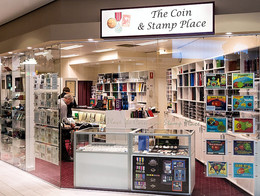 Coin & Stamp Place