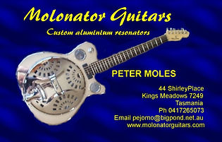 Molontor Guitars