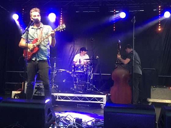 Forth Valley Blues Festival March 2018 - Happy 21st birthday