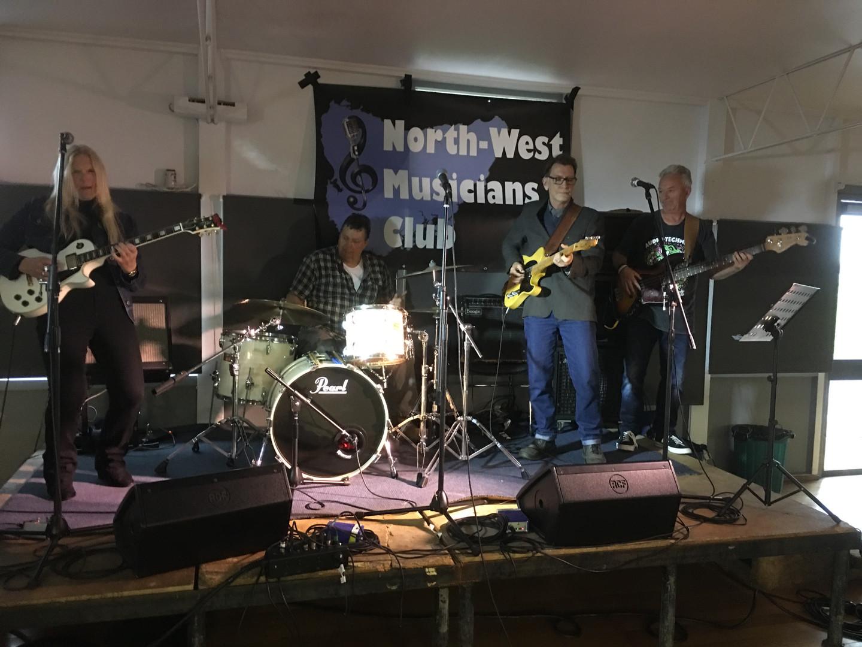 NW Musicians Club Jam Sandwich