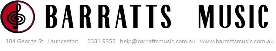 Barratts Music