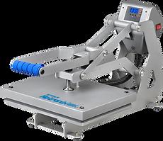 Presse textile à clapet magnetik  magnetik communication  enseigne et signaletique