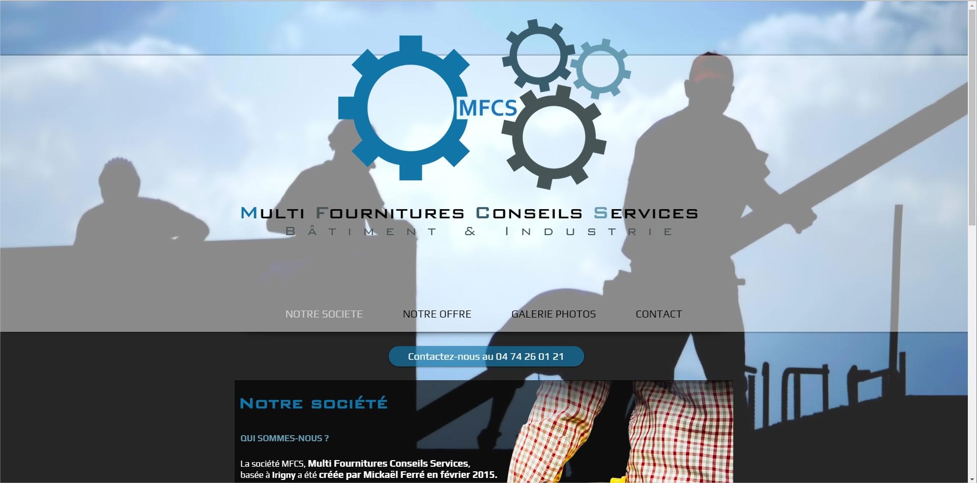 site-internet-vitrine-MFCS-magnetik-communication-lyon-craponne