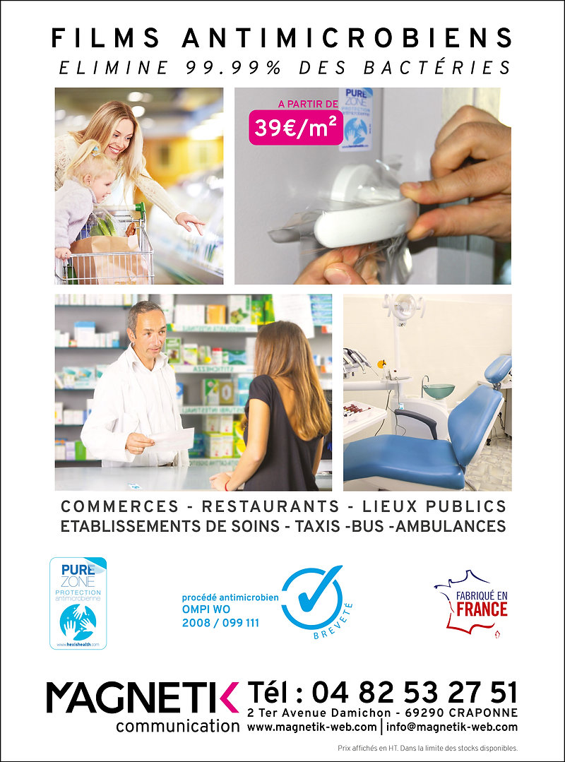 film-antimicrobien-purezone-magnetik-communication-lyon