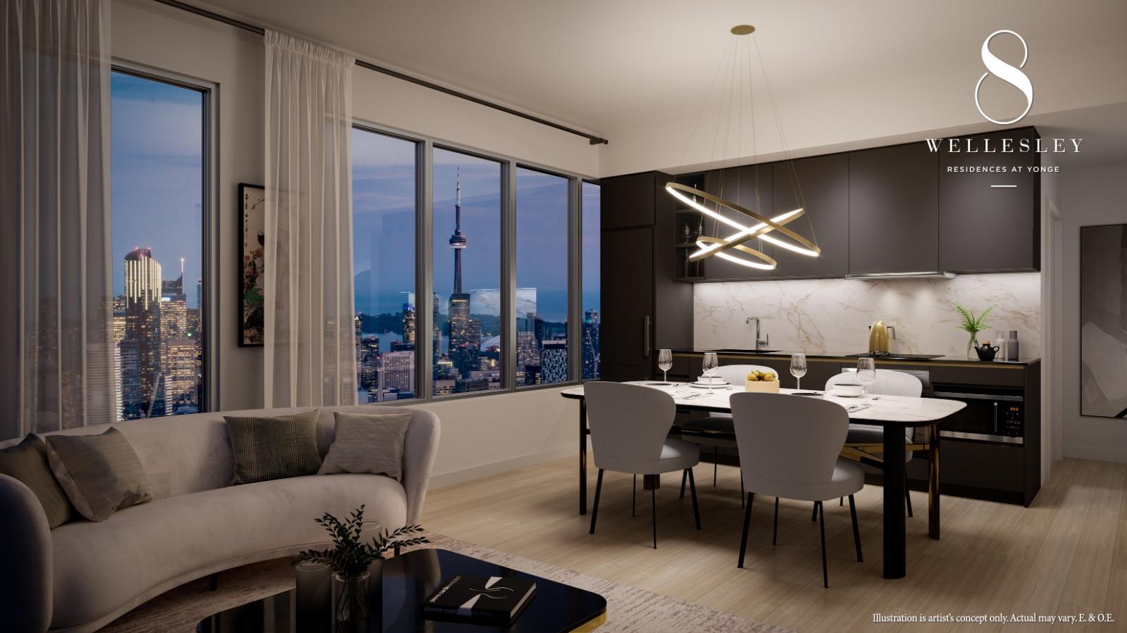 8 Wellesley Suite Interior -Enigmatic Pa
