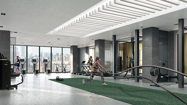 PRIME Condos - 6,500 SF Fitness Centre.j