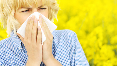 Goodbye Winter Flu, Hellloooo Spring Allergies!