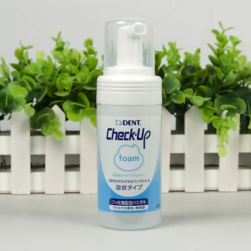 Check- Up Foam Toothpaste 1 bottle