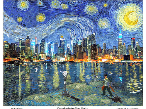 Van Gogh in New York