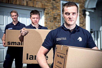 Weybridge Removals