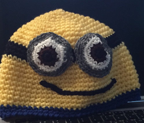 Licensed Products Minion Hat