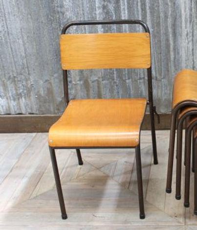 Industrial School Chair Hire Devon