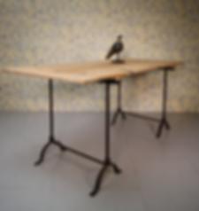 antique table hire