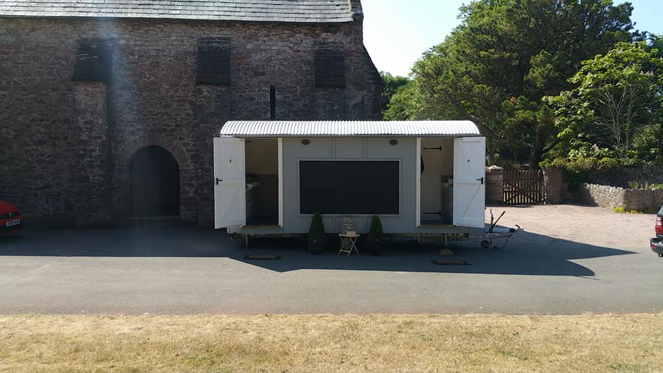 large out door blackboards