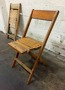 20th century chair hire