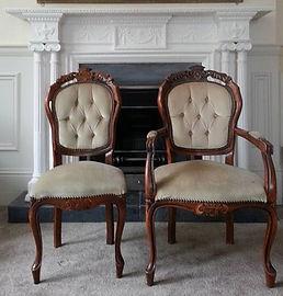 Victorian Wedding Chair Hire Devon