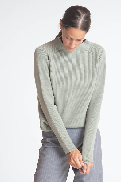 TURTLENECK grün / Gr.L