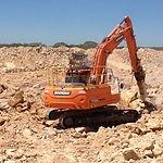 22t Doosan Excavator (SB44).JPG