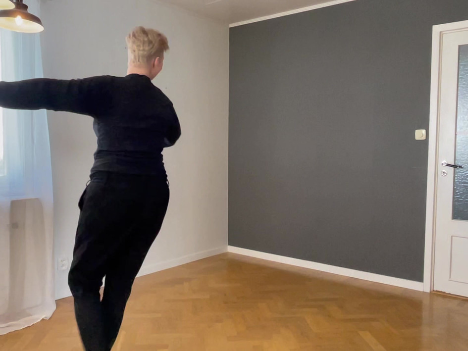 Balettnummer - ALLA dansare
