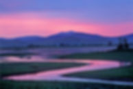 Ninepipe Wildlife Refuge by Jonathan Jackson - Fine art photography for sale on www.mountainmultimedia.net