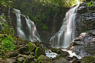 Soco Falls, NC by Jonathan Jackson - Fine art photography for sale on www.mountainmultimedia.net