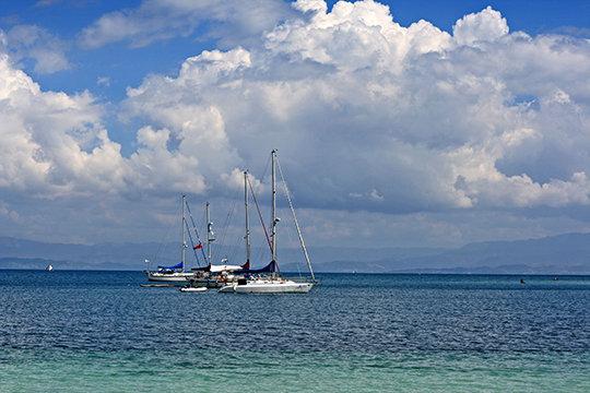 """Yachts"" Ile-a-vache, Haiti"