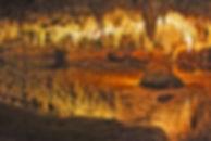 Dream Lake, Luray Cavern, VA by Jonathan Jackson - Fine art photography for sale on www.mountainmultimedia.net