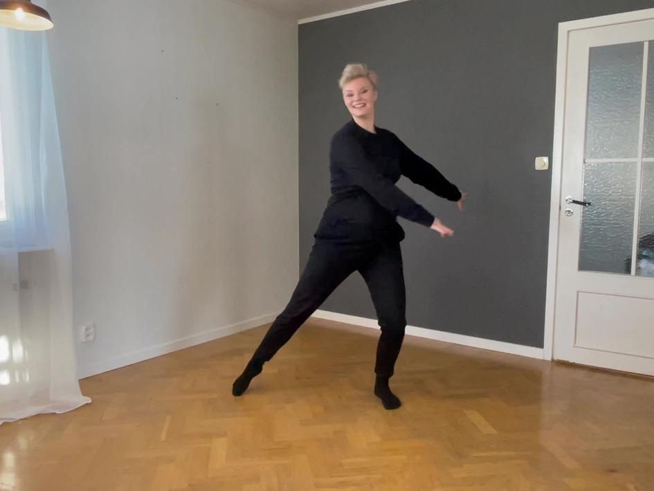 åk 4-6 koreografi - oh so quiet