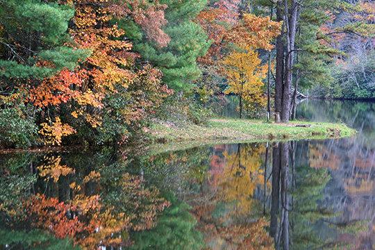 Cascade Lake, NC