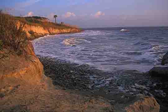 """""""Warm Light"""" Folly Beach, SC"""