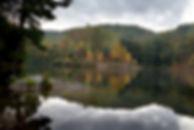 Buckeye Lake, Beech Mountain, NC by Jonathan Jackson - Fine art photography for sale on www.mountainmultimedia.net