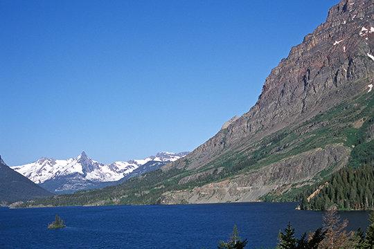 Wild Goose Island, Glacier N.P.