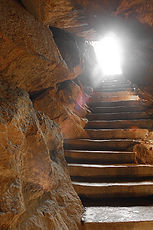 Moonshiner's Cavern, Chimney Rock State Park, NC by Jonathan Jackson - Fine art photography for sale on www.mountainmultimedia.net